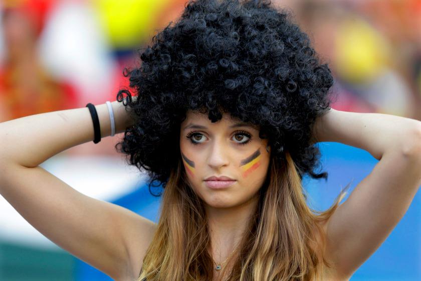 Brazil Soccer WCup South Korea Belgium