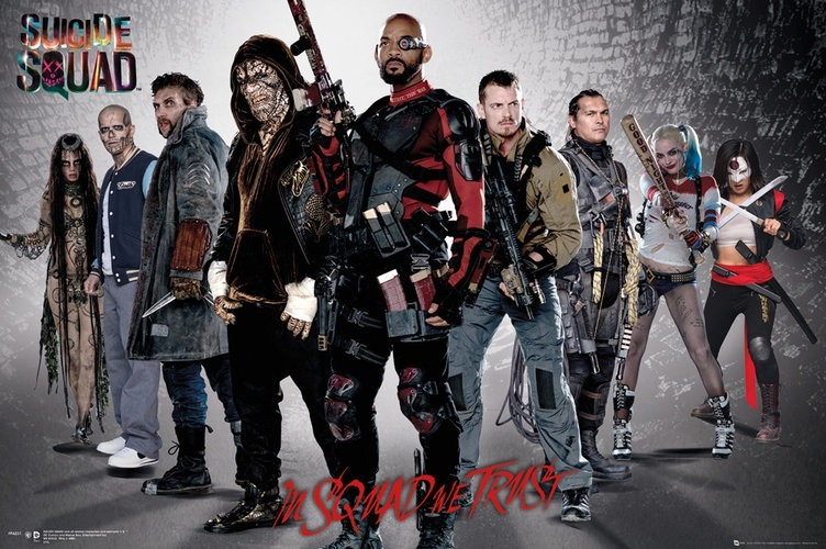 A Little Bit Of A Suicide Squad Review